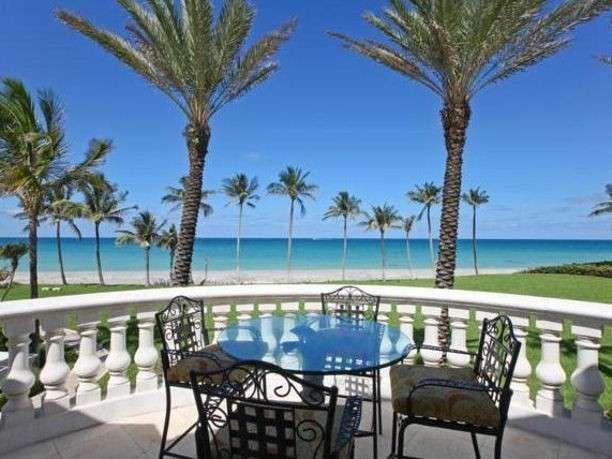 Case al mare - Terrazzo vista mare in Florida