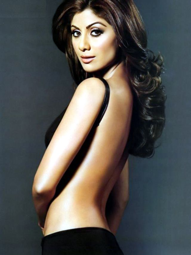 Shilpa bringing sexy back