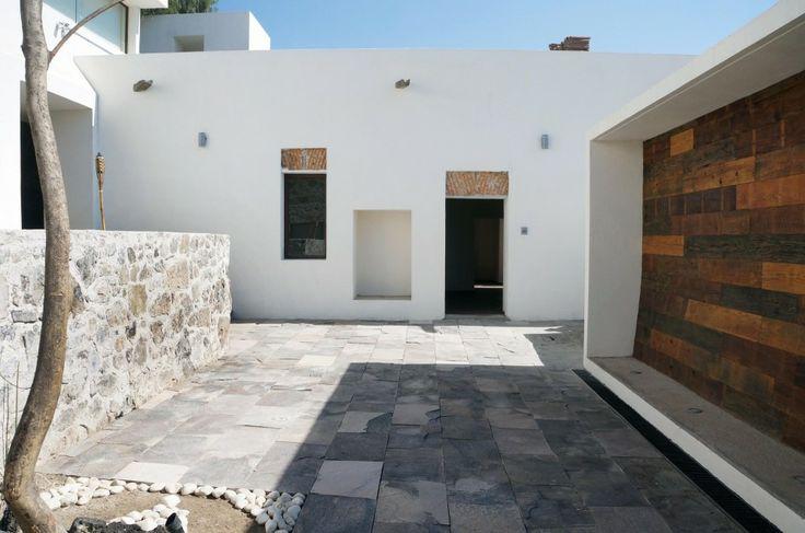 Hacienda San Antonio | Dionne Arquitectos + Posada Arquitectos #outdoor #architecture