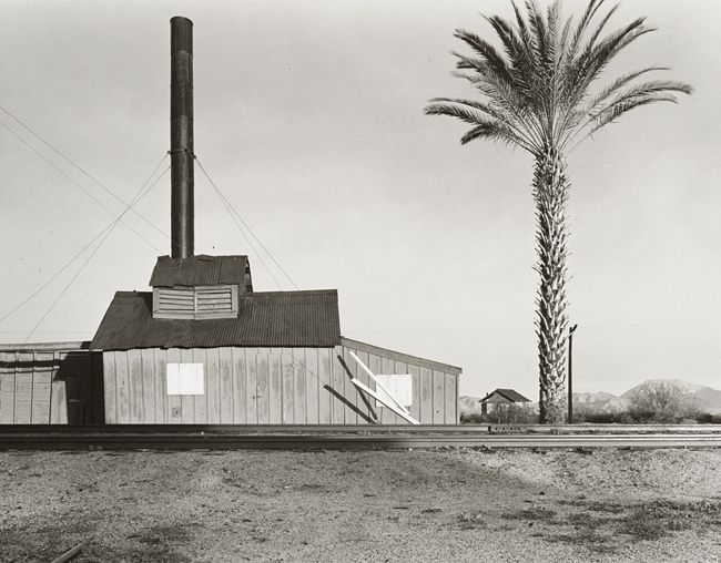Powerhouse and Palm Tree near Lordsburg New Mexico 1940. Wright Morris Archive & 138 best Lordsburg New Mexico Steins Silver City Deming ... pezcame.com