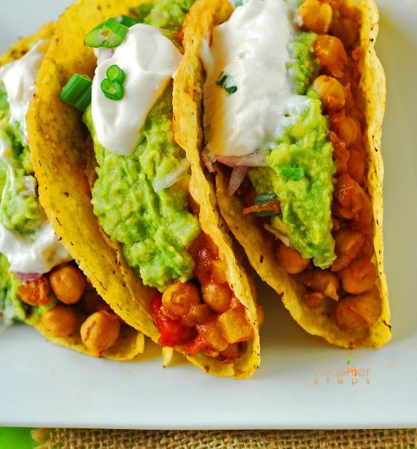 I'm all about quick meals, so when my son Daevyd showed me taco shells that were in the pantry and said he wanted me to prepare them for him. I was all excited, yes I will make chickpea taco. We had some chickpeas already and we had just bought some avocados so it was perfect. …