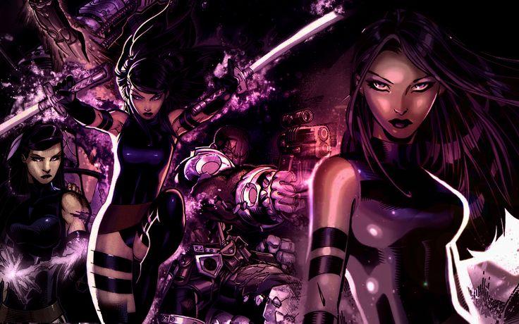 Psylocke   Psylocke - X-Men Wallpaper (25352163) - Fanpop fanclubs