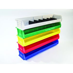 Extra Wide Storage Bins 33 W X