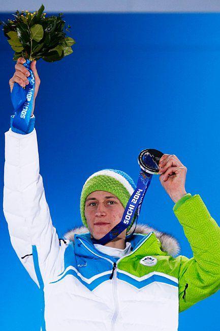 Peter Prevc! Slovenian SKI JUMPER with OLIMPIC MEDAL!!