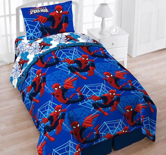 Sheet Sets Spiderman And Comforter On Pinterest