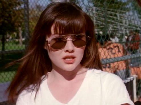 Shannen in Beverly Hills 90210