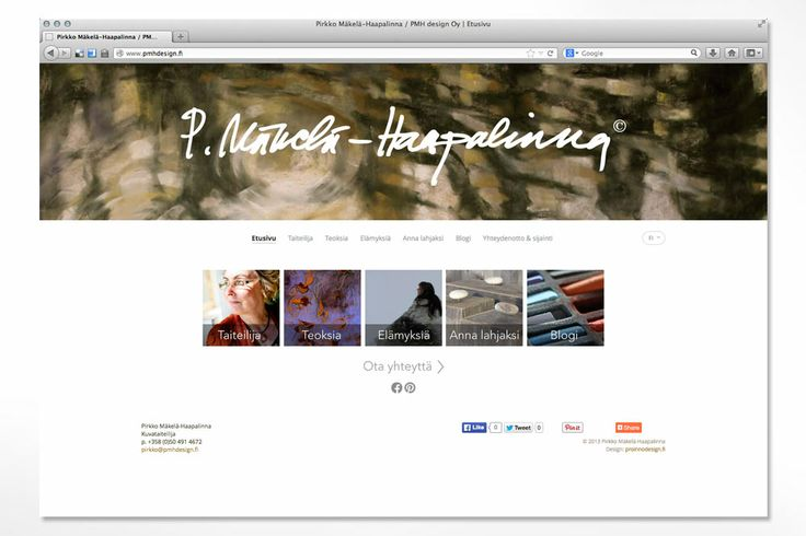 Pirkko Mäkelä-Haapalinna | Proinno Design