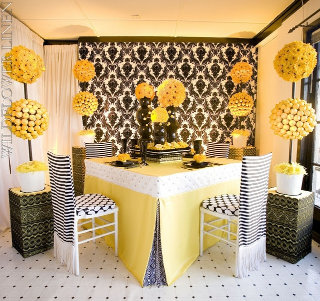 17 Best Images About Damask Yellow On Pinterest