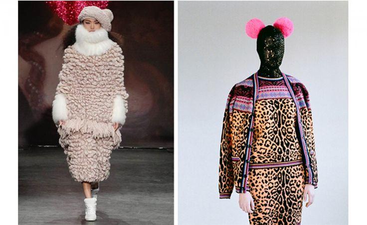 De tentoonstelling 'Insteken, omslaan,... Breiwerk van Chanel tot Westwood' in de Kunsthal in Rotterdam toont een inspirerend overzicht van modebreiwerken uit de 20e en 21e eeuw. Er worden meer dan 150 werken uit de roemrijke Engelse collectie van verzamelaarsechtpaar Mark en Cleo Butterfield getoond.