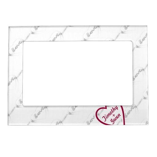 RomanceMe Love Design Magnetic Frames