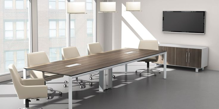 A possible conference table style.  By: Miro meetingtables 009