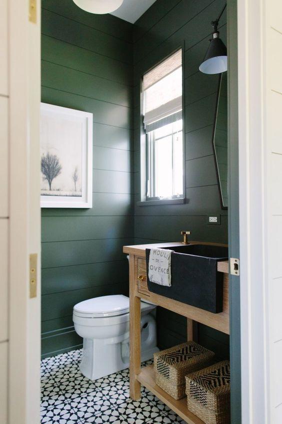 Inspirations décoration de vos WC : déco pour les toilettes - Rhinov ...