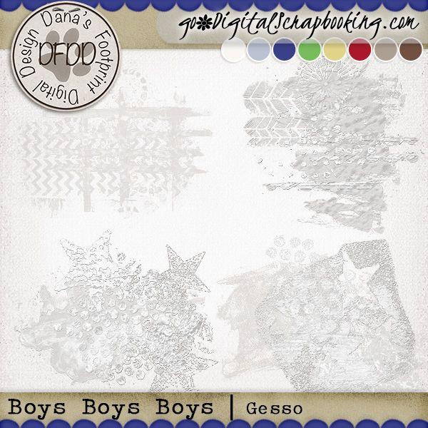 Boys Boys Boys Gesso   September Mixology