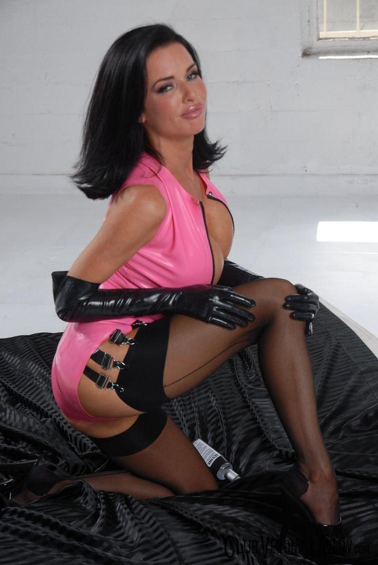 Veronica Avluv  Bimbo  Tops Black stockings e Sexy feet