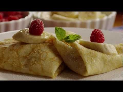 ★★★★★ How to Make French Crepes - YouTube