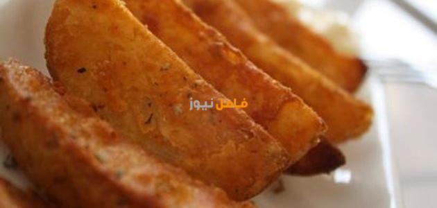 طريقة عمل البطاطس المقلية Food Sweet Potato Potatoes