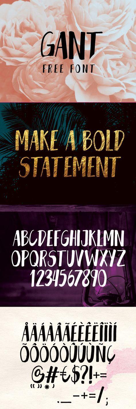 Free font Gant download it here: http://freegoodiesfordesigners.blogspot.se/2015/10/gant-free-font.html