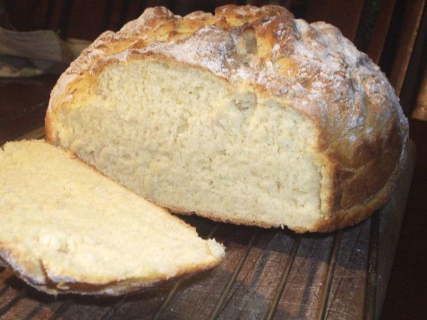 Australian Bush Bread Damper Recipe Damper Recipe