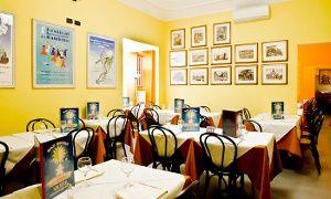 Groupon - Menu di pesce con calice o bottiglia di vino oppure gourmet con ostriche, astice e champagne (sconto fino a 80%) a Torino. Prezzo Groupon: €39,90