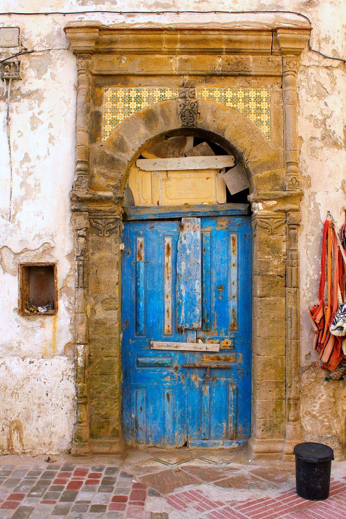 Essaouira la porte bleue