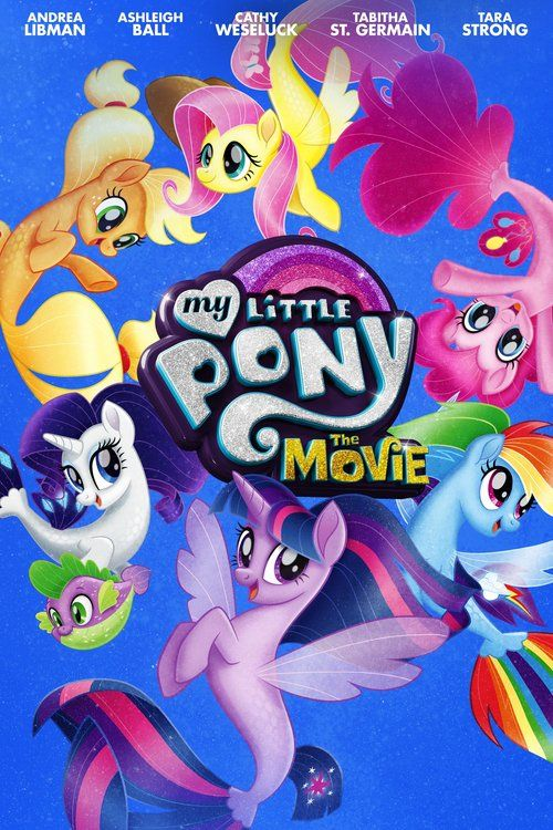 My Little Pony: The Movie 2017 full Movie HD Free Download DVDrip