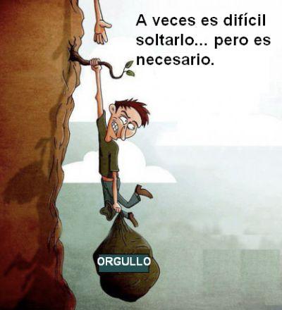 〽️ A veces es difícil soltarlo...pero es necesario