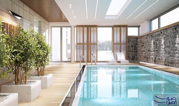 أفكار مبهرة من أجل تصميم ديكور حمامات السباحة أصبحت حمامات السباحة من متطلبات كل منزل عصري فكثير ا ما نرى حمام سباحة أو بركة Outdoor Decor Decor Home Decor