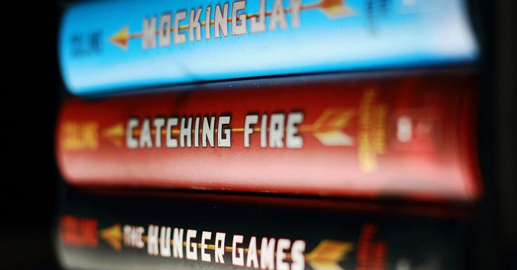 11 YA Books to Fill Your 'Catching Fire' Void