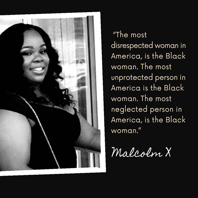 Malcolm X Quote Justice For Breonna Taylor