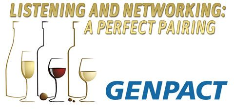 [Events] Listening and Networking: A Perfect Pairing – By Genpact
