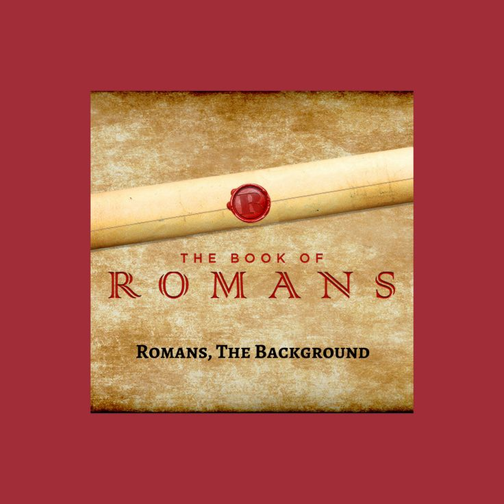 To whom was Romans written, by whom was it written, and what was its purpose? Join me as we dig into this famous letter in the Bible.  Be blessed. Gail...