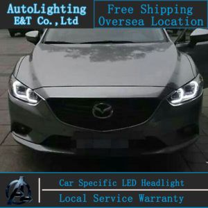 Mazda 6 Light Bulb Type