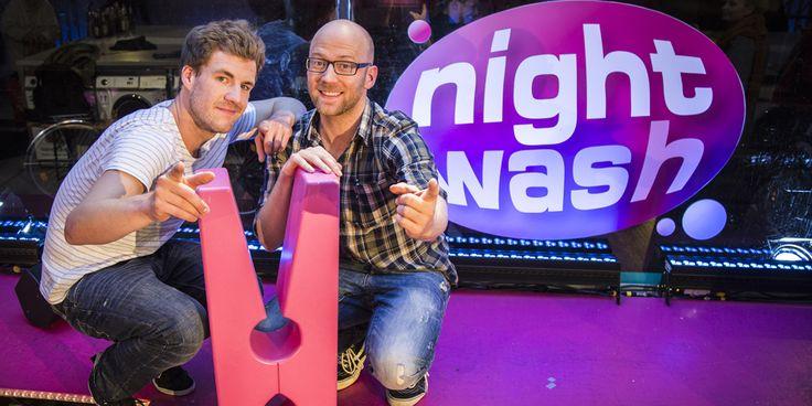 home | Nightwash Luke Mockridge