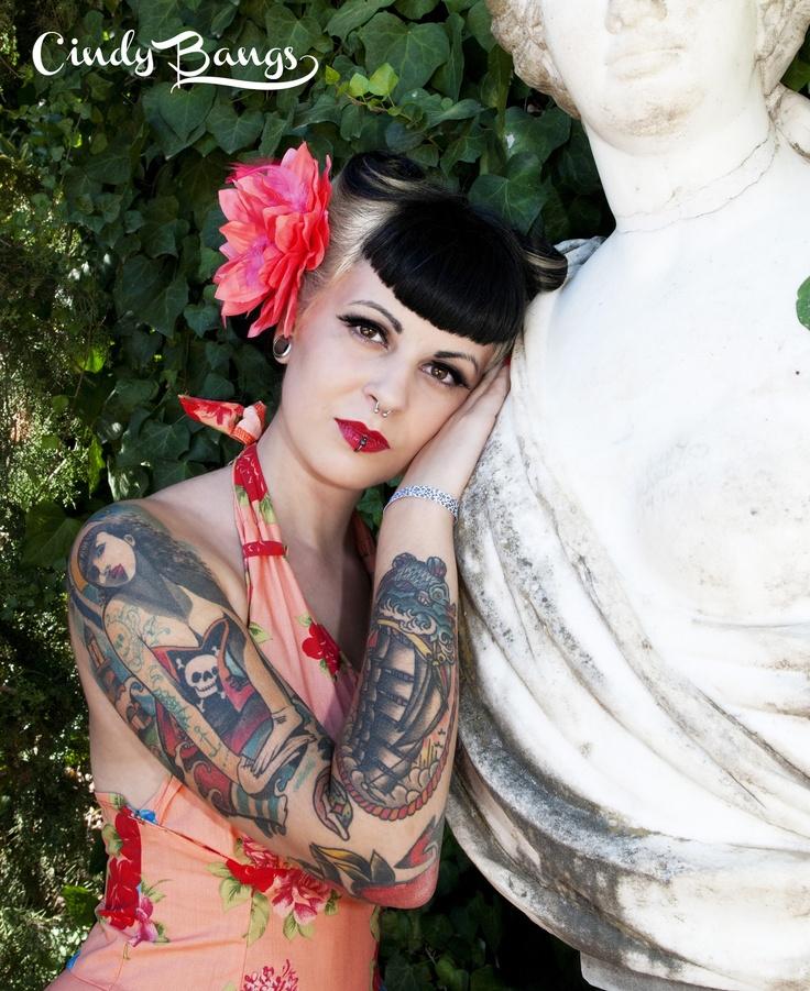 Print Marilyn Dress. s/s 2012