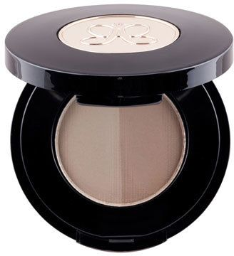 I use this EVERY DAY. It is the best way to get polished but still natural looking brows!     Anastasia Beverly Hills Duo Brow Powder