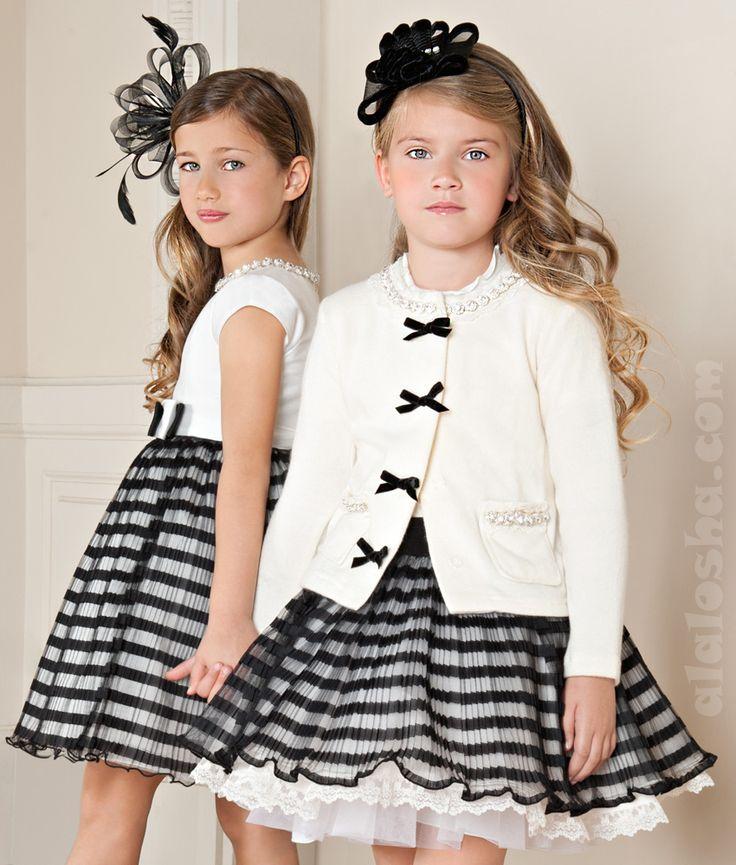 ALALOSHA: VOGUE ENFANTS: Lesy FW2014 Exclusive tailoring