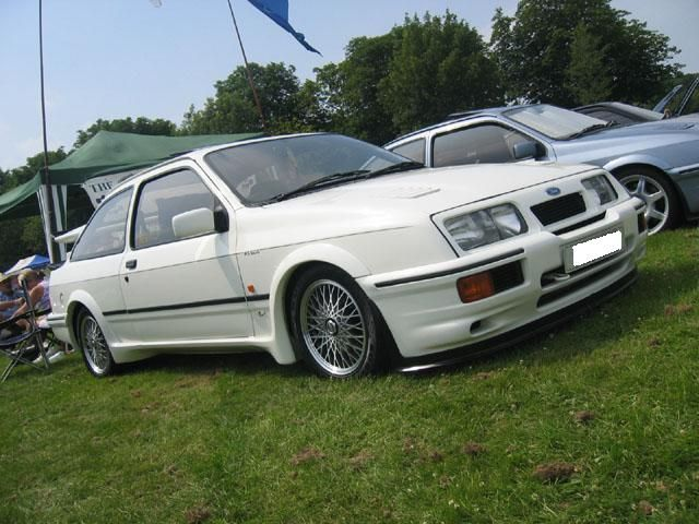 Buyers Guide - Rs500 Cosworth Database