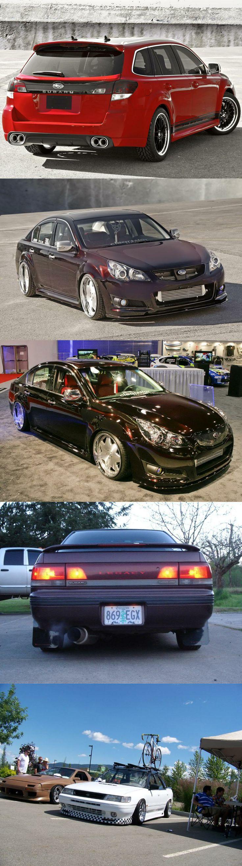 Subaru legacy gt vip