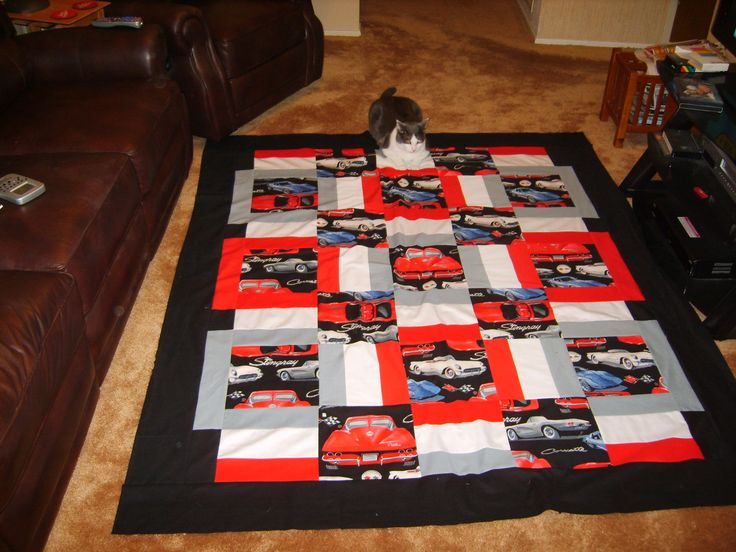 Corvette Quilt Quilts Quilting Board Quilting Designs