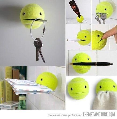 tenis ball