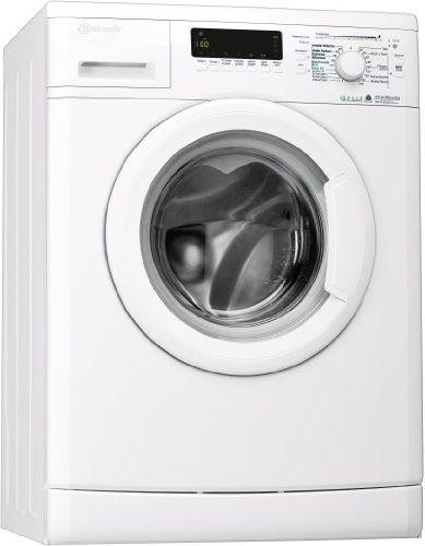 41aCcoxNINL Bauknecht WA PLUS 634 Waschmaschine Frontlader für 359 Euro