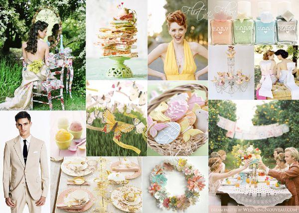 Wyjątkowy termin - ślub w Wielkanoc  Przeczytajcie nasz artykuł, dlaczego właśnie ta data: http://www.winsa.pl/pl,blog,74/slub-w-wielkanoc,d76.html  Źródło zdjęcia: www.weddingnouveau.com