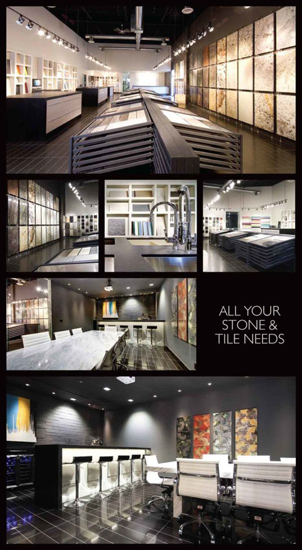 Icon Stone & Tile:    My photographs of the new ICON Stone and Tile showroom. These photos appear in ICON's publications and brochures and have appeared twice in Western Living.