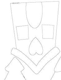 Resultado de imagen para pie de arbol navideño moldes