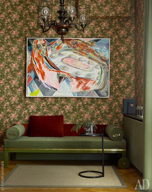 Квартира на Лубянке, 100 м²