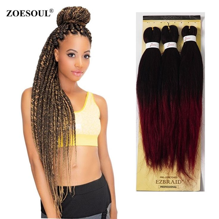 Wholesale 3X Pre Stretched Hair Expression Jumbo Perm Yaki