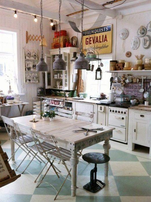 cocina vintage 2015 Home & Kitchen - Kitchen & Dining - kitchen decor - http://amzn.to/2leulul