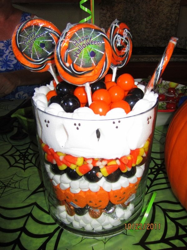 my friend lisa created this for her childrens halloween themed birthday party - Baby Halloween Birthday Party