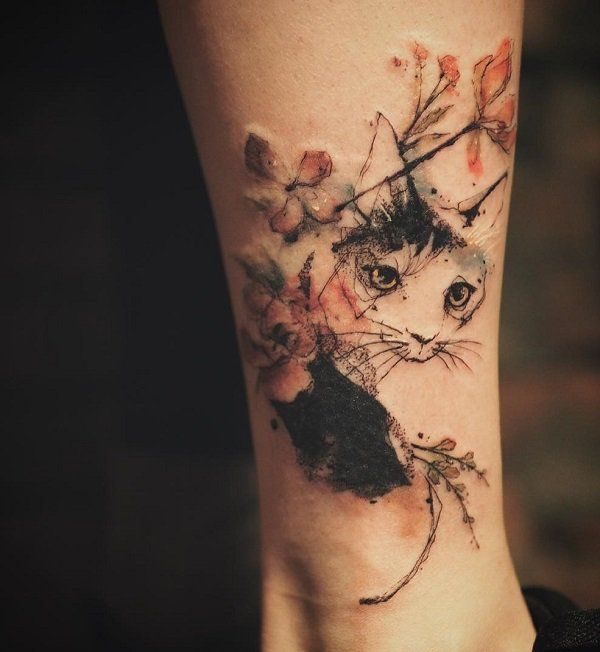 17 Best Images About Movie Tv Game Tattoos On Pinterest: 17 Best Ideas About Cat Tattoos On Pinterest