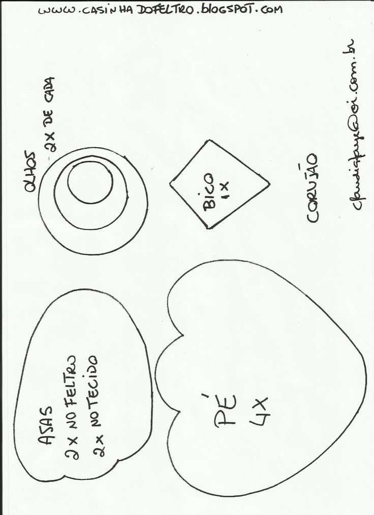 Molde Coruja - PESO DE PORTA: Moldings Coruja, Crafts Ideas, Creative Ideas, Coruja Alguma, Coruja Peso, Risk For, Owl, Felt Ideas, Crafts